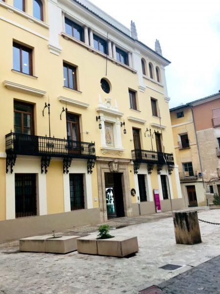 centro histórico de Xàtiva