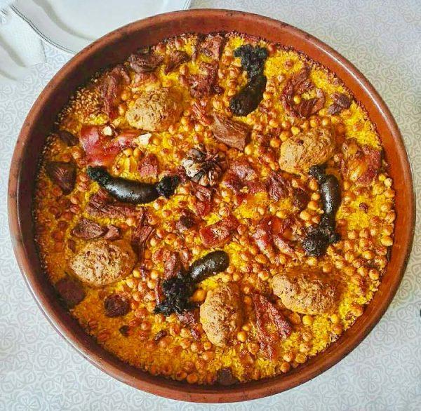 qué comer en Xàtiva