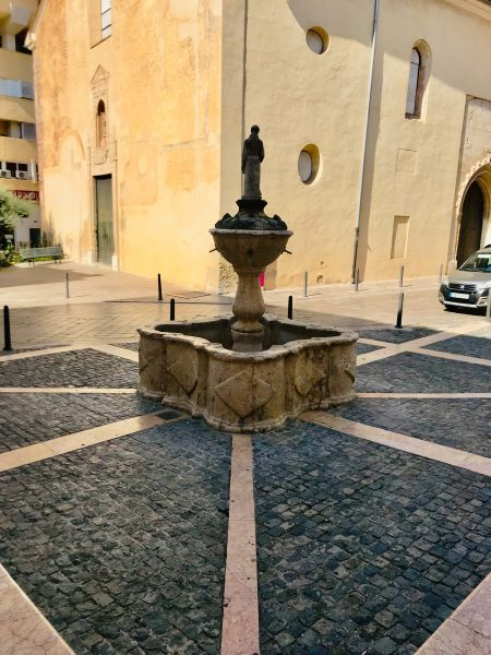 ruta de las fuentes Xàtiva
